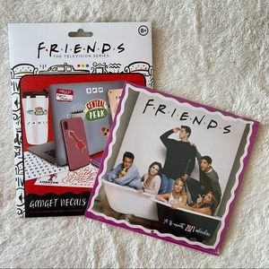 NWT Friends Calendar Gift Set
